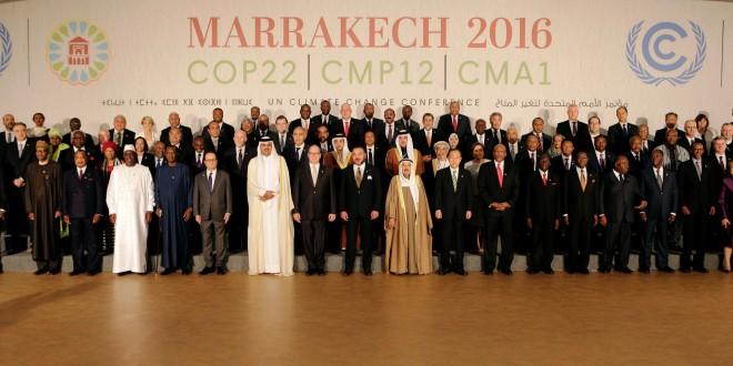 لجنة الإشراف على مؤتمر COP 22 توضح..