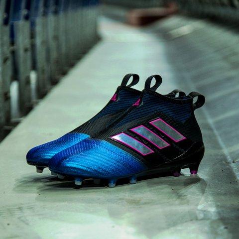 أديداس كرة القدم تقدم تشكيلة Blue Blast