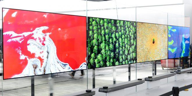 """شركة """"إل جي"""" تدفع حدود التصميم خلال معرض """"CES 2017″ بفضل سلسلة تلفزات""""Oled W LG Signature"""""""