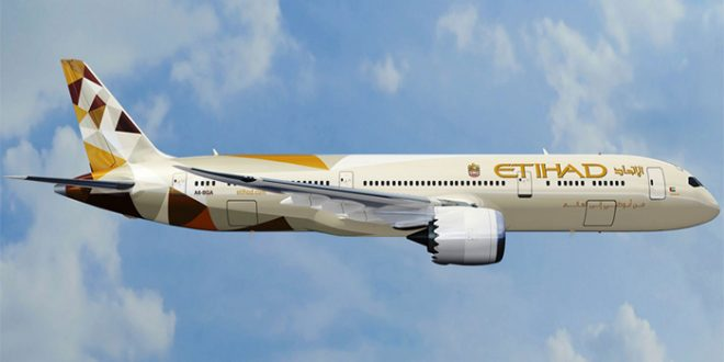 مصر للطيران والاتحاد للطيران توقعان اتفاقية شراكة بالرمز