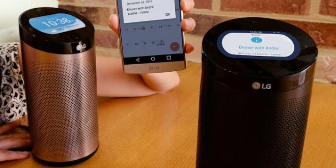 """""""إل جي"""" تكشف عن أجهزة منزلية ذكية جديدة مدعومة بتكنولوجيا التعلم العميق """"Deep Learning"""""""