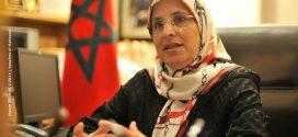 بسيمة الحقاوي تستقبل وفدا عن وزارة شؤون المرأة بدولة فلسطين