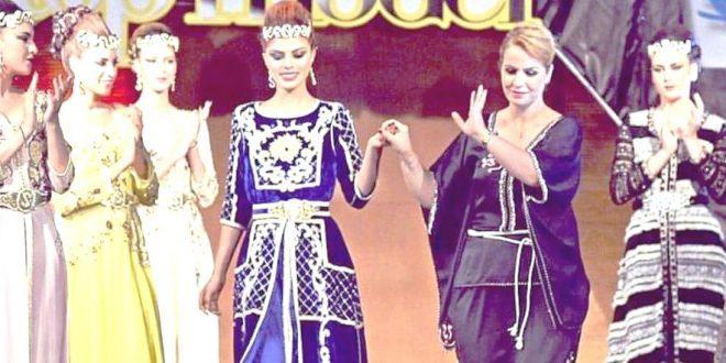 سناء إليغونس: حلمي أن ترتدي الأميرة للا سلمى من تصاميمي