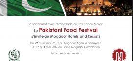مهرجان باكستان للطعام يحل ضيفا على منتجعات وفنادق موكادور