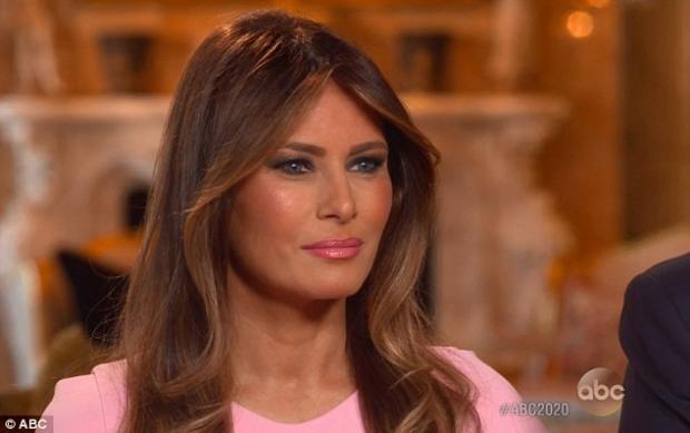 هذا سر تسريحات شعر ميلانيا ترامب..