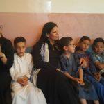 إفطار جماعي في دار الأطفال بالمحمدية من تنظيم جمعية إنسان بلا حدود