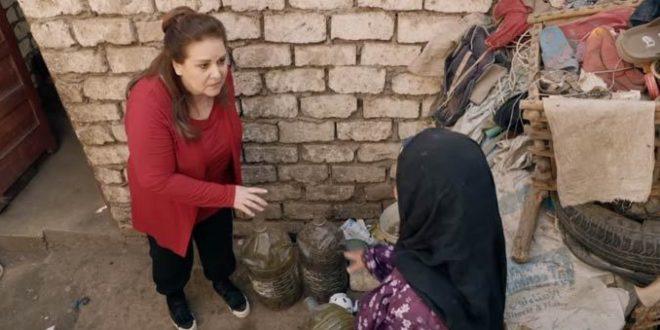 دلال عبد العزيز تخرج عن صمتها وترد على منع الأزهر لإعلانها
