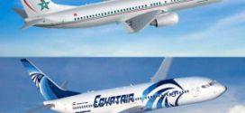 مصر للطيران والخطوط الملكية المغربية توقعان بالقاهرة اتفاقية مشاركة بالرمز