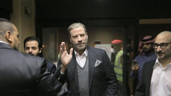 بعد ترخيص السينما.. جون ترافولتا يزور السعودية لأول مرة