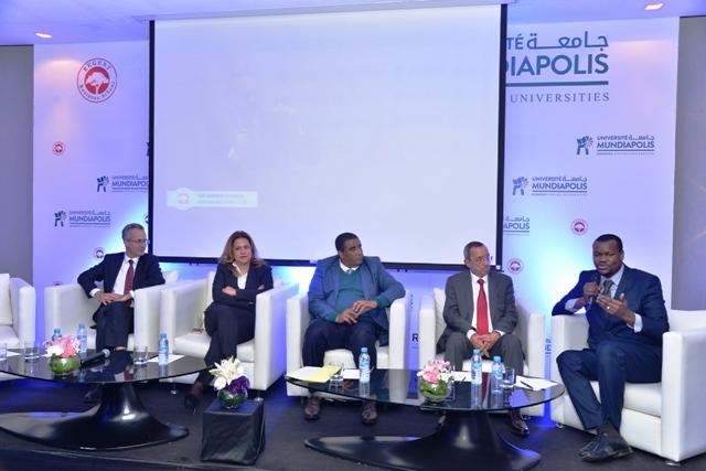 جامعة مونديابوليس تطلق أول ماستر إفريقي شامل في مجال التعلم عن بعد بالمغرب بشراكة مع كلية ريجينت للأعمال