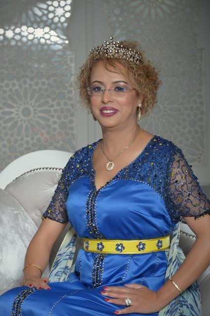 نعيمة أم نادين.. ملكة على عرش التقديم