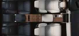 """في الدورة القادمة من معرض جنيف الدولي للسيارات """"لاند روڤر"""" تكشف النقاب عن سيارتها الجديدة رينج روڤر SV كوبيه"""