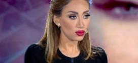 انهيار ريهام سعيد لحظة دخولها الحبس