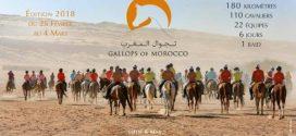 """النسخة الأولى من """"تجوال المغرب"""" مابين 25 فبراير و 04 مارس 2018"""