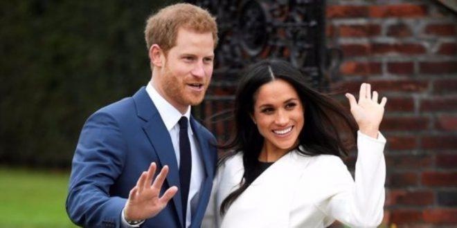 غياب الملكة إليزابيث عن تعميد ميجان ماركل خطيبة الأمير هاري