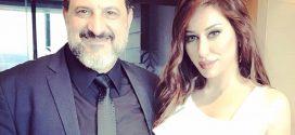 ديما الحايك إلى جانب خالد الصاوي في مدرسة الحب