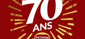"""""""بتروم"""" للمحروقات تحتفي بالذكرى السنوية السبعين لإحداثها وتطلق مشروعها الجديد"""