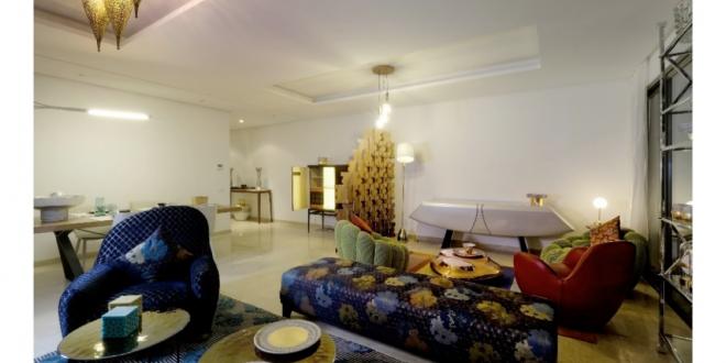 """مريم مرابط تعرض تصاميم داخلية مميزة في حي الفنون والمهن في """"لا مارينا المغرب"""""""
