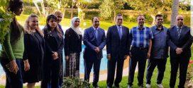 """معرض للحرف اليدوية المصرية  ضمن فعاليات """"وجدة عاصمة الثقافة العربية"""""""