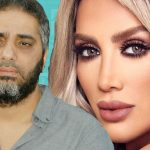 """مايا دياب تهاجم فضل شاكر """"إرهابي ووقح صراحة """""""