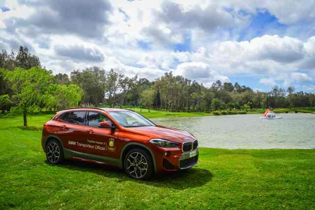 BMW الناقل الرسمي خلال فعاليات جائزة الحسن الثاني للغولف