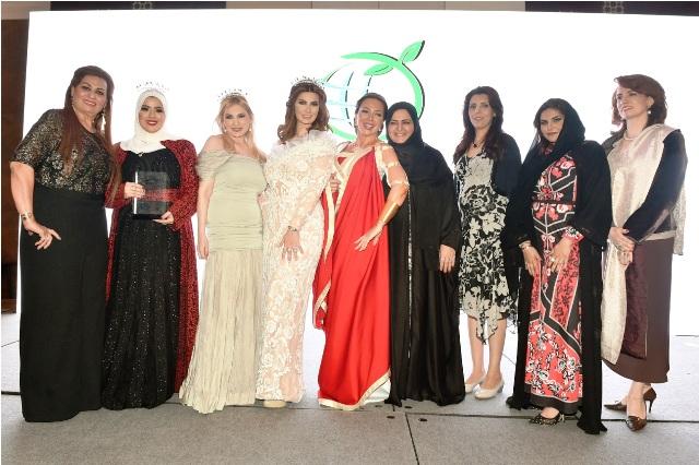 سوزان نجم الدين والدكتورة رونا رباح تحصدان جوائز كوتينوس اليونانية في دبي