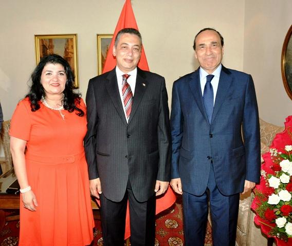 سفارة مصر بالمغرب تحتفل بالعيد الوطني السادس والستين لثورة يوليو 1952