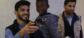 سفير المنظمة الدولية للسلام الفنان كرم ابو زنادة: أسعى دوما لمناصرة المقهورين وإسعاد المغلوبين على أمرهم