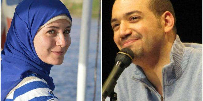 بسنت نور الدين طليقة معز مسعود تعلق على زواجه من شيري عادل