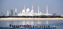 فتح باب التسجيل في التحدي السنوي لمهرجان قوارب التنين على شاطئ أبوظبي