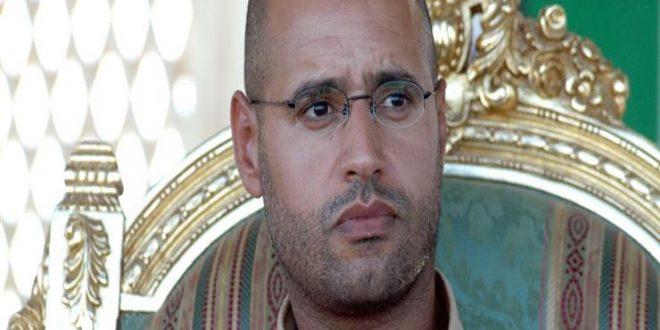 نجل القذافي يستعد لرئاسة ليبيا