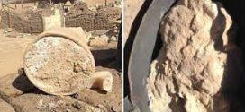 اكتشاف جبن في قبر فرعوني عمره 3200 سنة