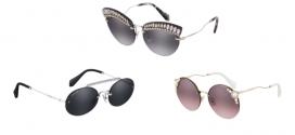 مجموعة نظارات Miu Miu الجديدة لموسم ربيع و صيف 2018