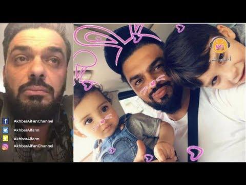بعد إعلان مرضه.. للمرة الأولى والد حلا الترك يقارن بينها وبين ابنته من دنيا بطمة