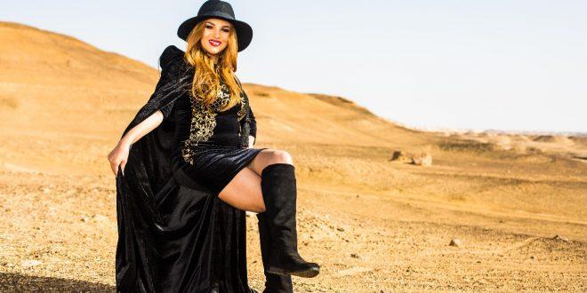 الفنانة أصايل سعيدة بنجاح أغنية علاش وتستعد لأغنية عراقية