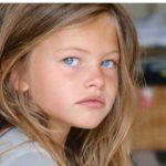 """بعد مرور 10 سنوات.. """"أجمل طفلة في العالم"""" تصبح عارضة وتطلق علامة خاصة"""