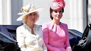 زوجة الأمير تشارلز ترفض كايت ميدلتون