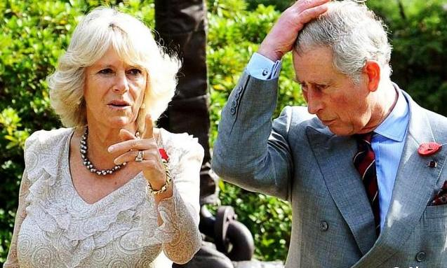 """""""كاميلا """" خارج قصر """"كينغستون"""" بتوجيهات الأمير تشارلز"""
