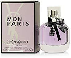 f1027ed32 ... Yves Saint Laurent مستوحى من باريس والحب، يأتي في إصدار جديد Mon Paris  Couture. وهو الإصدار الثالث من هذه المجموعة بعد العطر الأصلي عام 2016 ونسخة  Eau ...