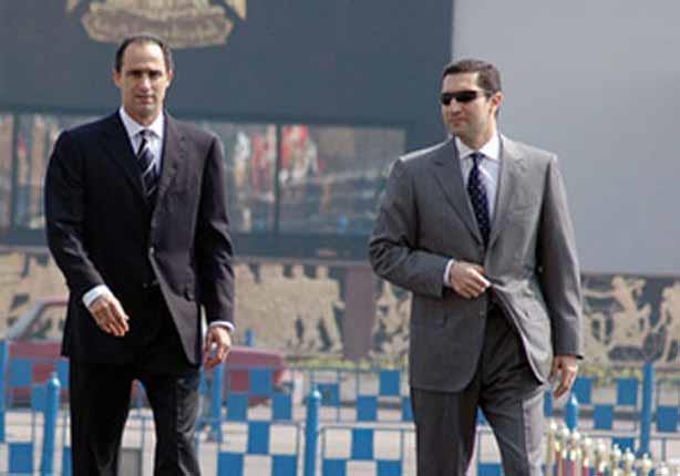 """القبض على نجلي حسني مبارك في قضية """"التلاعب بالبورصة"""""""