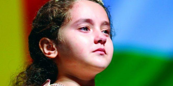 """مريم أمجون """"فصيحة العرب"""" الطفلة المغربية تحصد جوائز """"تحدي القراءة"""
