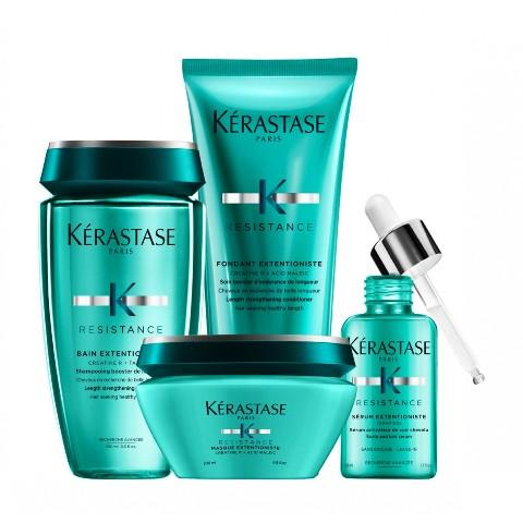 أخيرا شعر طويل مع مجموعة Kérastase Resistance الجديدة