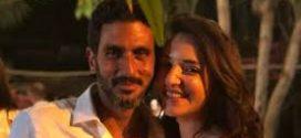 زواج إعلامية عربية مسلمة بفنان يهودي يثير ضجة كبيرة