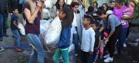 باريس هيلتون تظهر إنسانيتها مع الناجيين من زلزال المكسيك