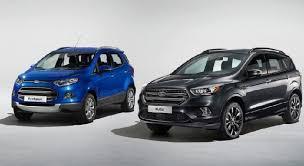 مجموعة كبيرة من السيارات المتعددة الاستعمالات SUV من فورد تزخر بالقدرات الهائلة والمرونة