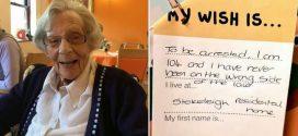 سجن مسنة عمرها 104 سنوات بسبب «رغبات على حبل الغسيل»!