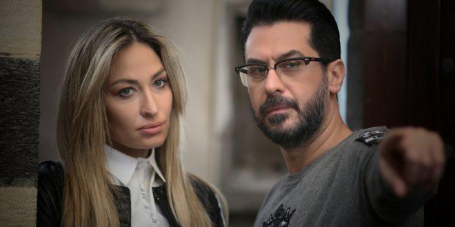 ميرفا القاضي وسارة ابي كنعان بشخصيات مركبة أمام ميلاد يوسف