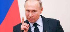 بوتين يقر قانون «إهانة الدولة» على الإنترنت