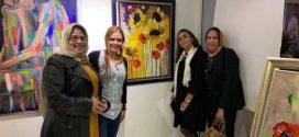 فنانون تشكيليون يلتحمون في معرض إبداعي برواق لوشوفالي بالدارالبيضاء