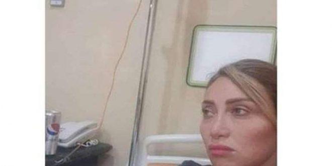 ريهام سعيد تدخل المستشفى بعد تعرضها لوعكة صحية